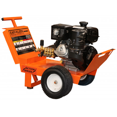 Industrial Cold Water Gas Driven Pressure Washer - IS3504G-K