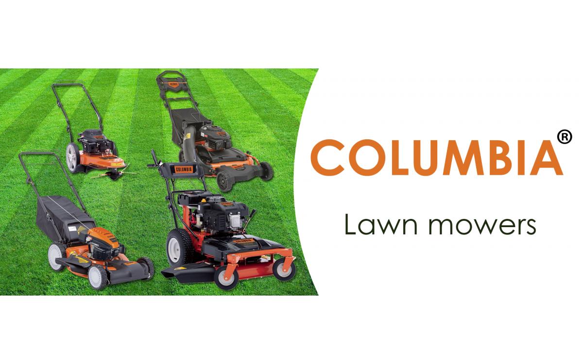 Columbia Lawn Mowers