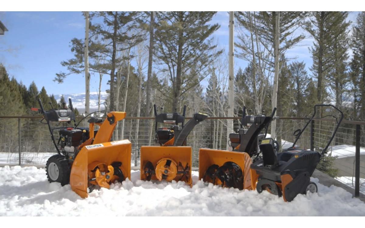 Winter Maintenance Equipment