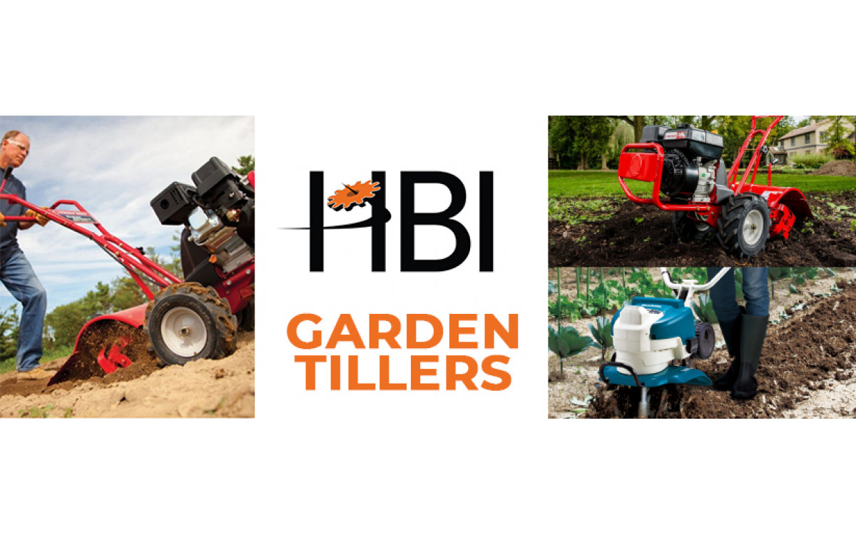 Tillers are Invaluable Spring & Fall