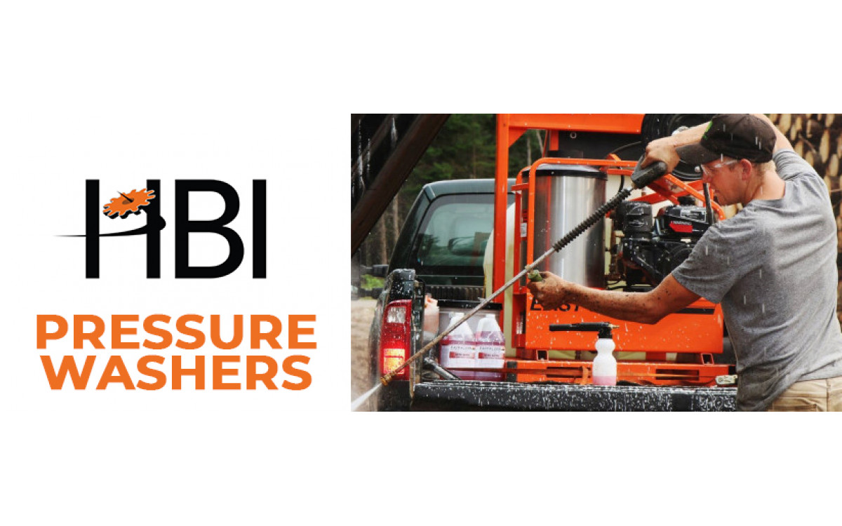 Pressure Washers for Home & Business