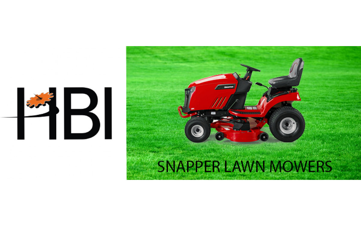 HBI Snapper Lawn Mowers