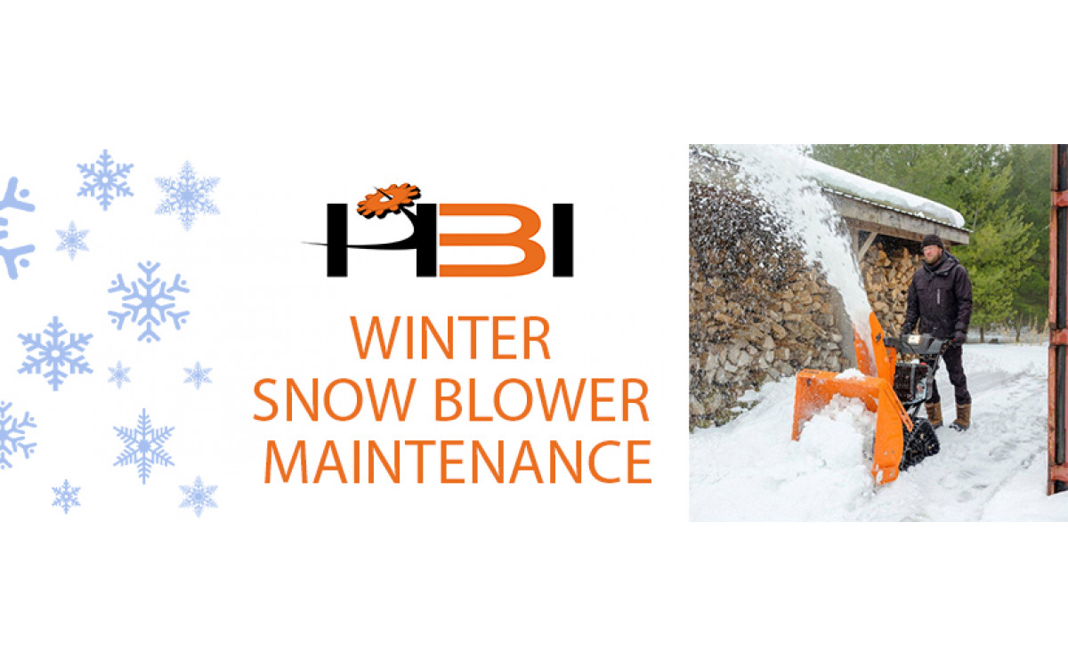 Winter Snow Blower Maintenance