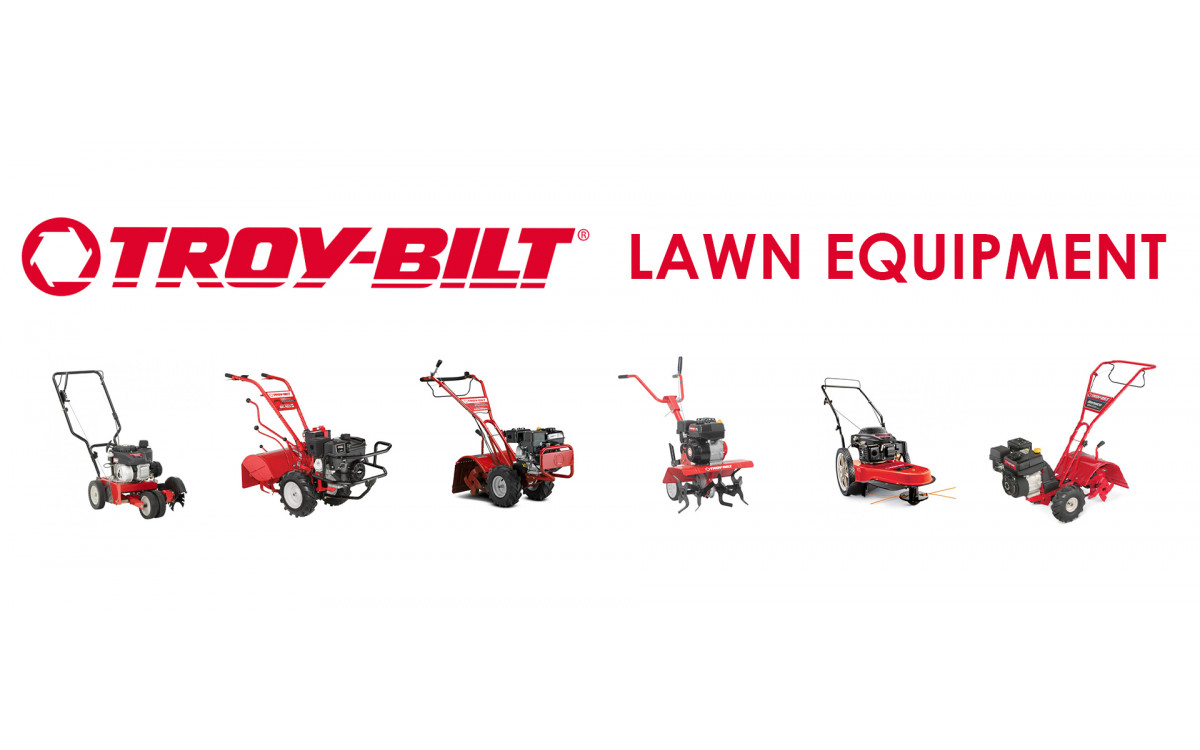 Troy-Bilt Lawn Equipment