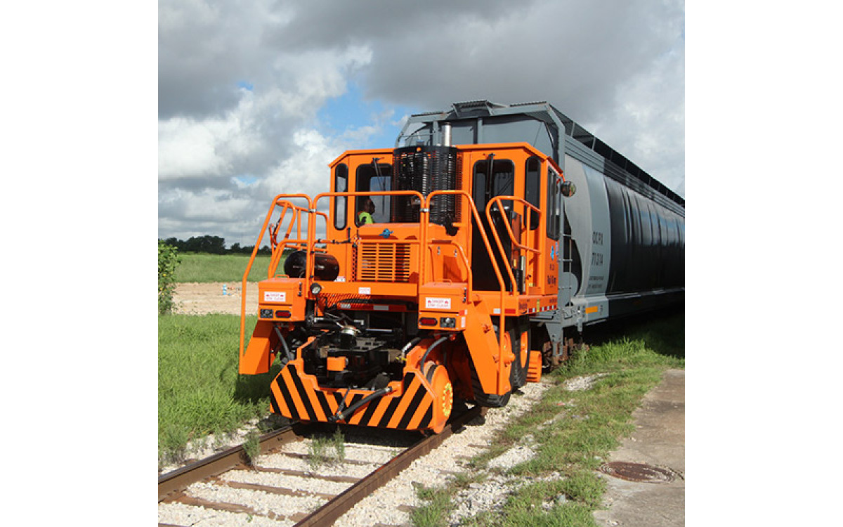 Rail King Railcar Movers