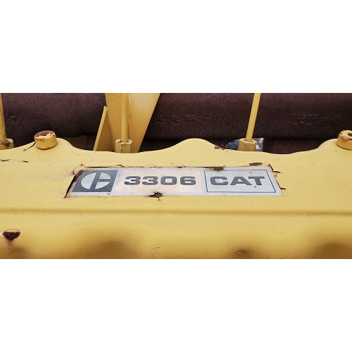 Caterpillar 3306 PC Used Industrial Diesel Generator Set