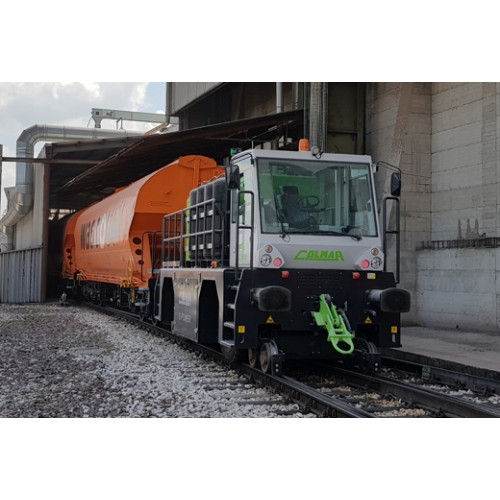 SL120E Electric RailCar Mover Colmar