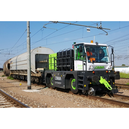 SL160E Electric RailCar Mover Colmar