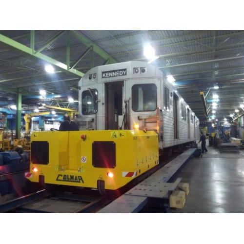 SL25E Electric RailCar Mover Colmar