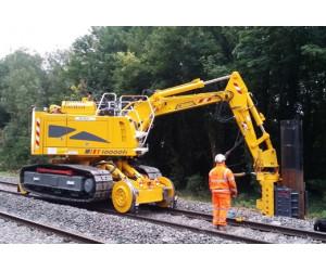 Railroad Loader T10000FSC Colmar