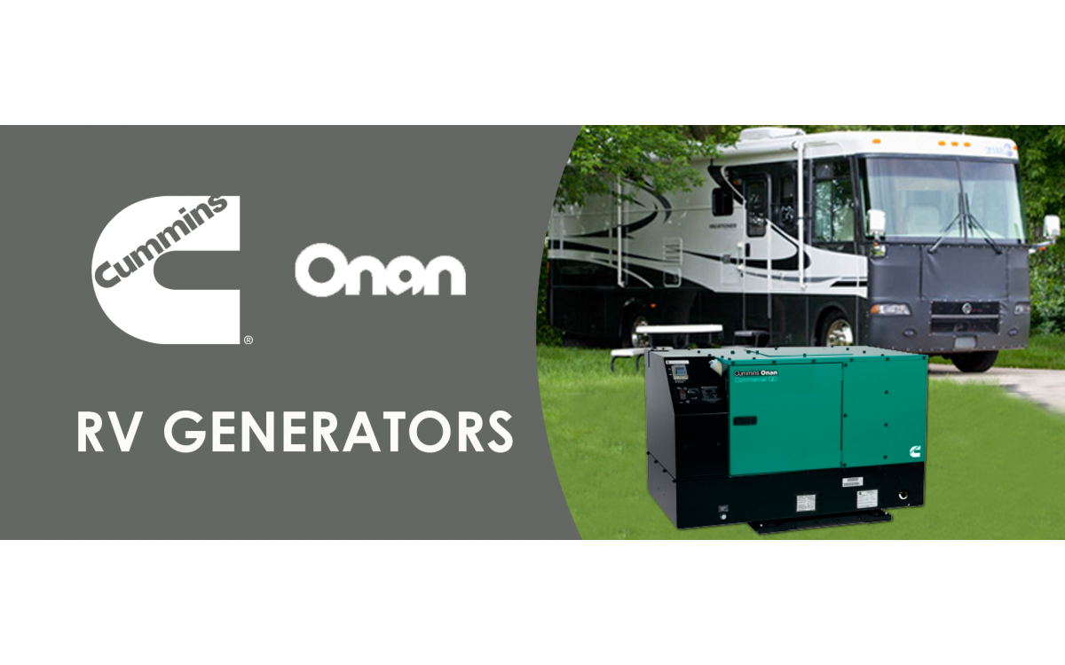 Cummins Onan RV Generators