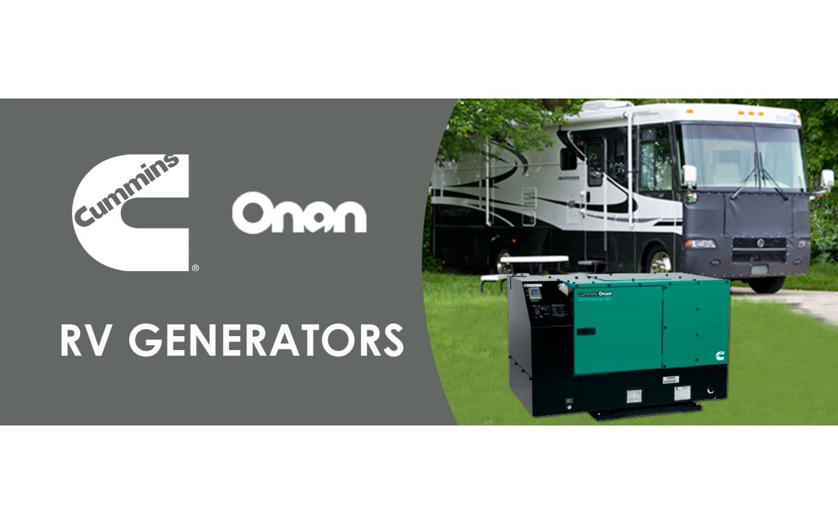 Cummins Onan RV Generators