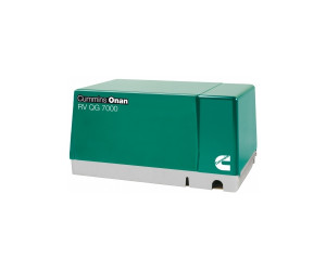 Cummins Onan Gas RV Generator - 7KW
