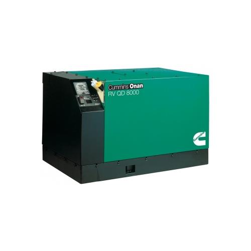 Cummins Onan RV Generator - 7.5KW Diesel