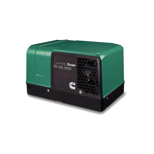 Cummins Onan Gas RV Generator - 2.8KW