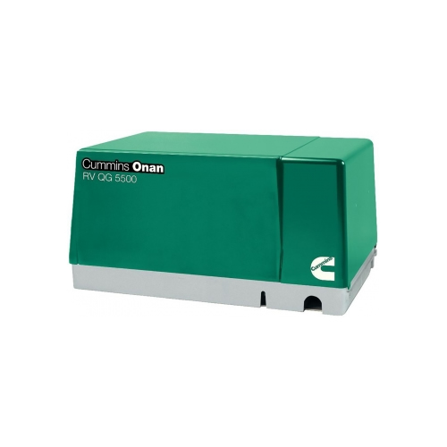 Cummins Onan LP RV Generator - 5.5KW