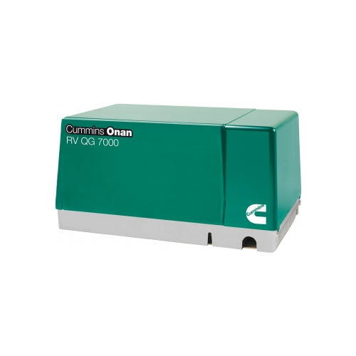 Cummins Onan Gas RV Generator - 7KW