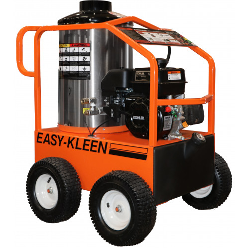 Commercial Hot Water Gas Driven Pressure Washer - EZO2703G