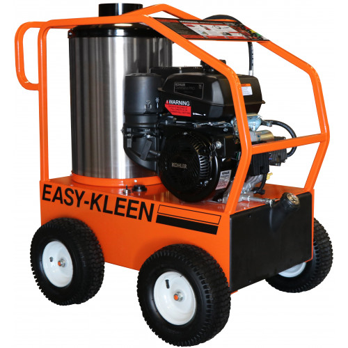 Commercial Hot Water Gas Driven Pressure Washer - EZO3504G-K