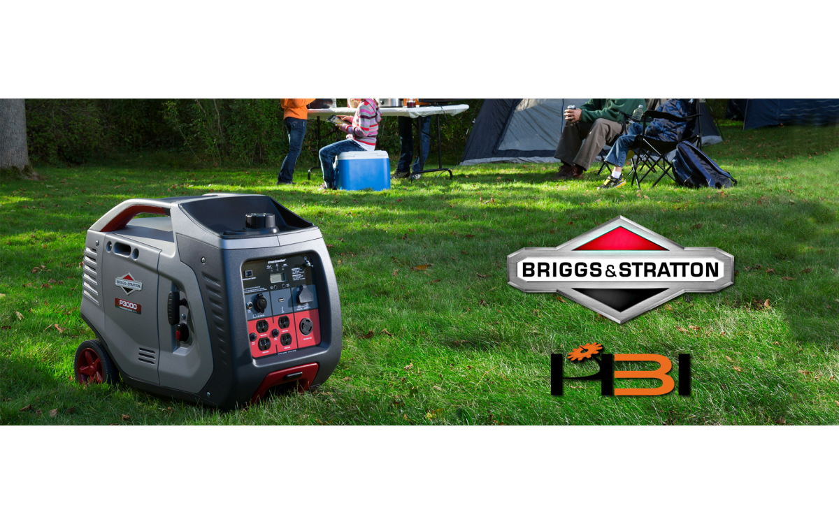 Portable Generators from Briggs & Stratton