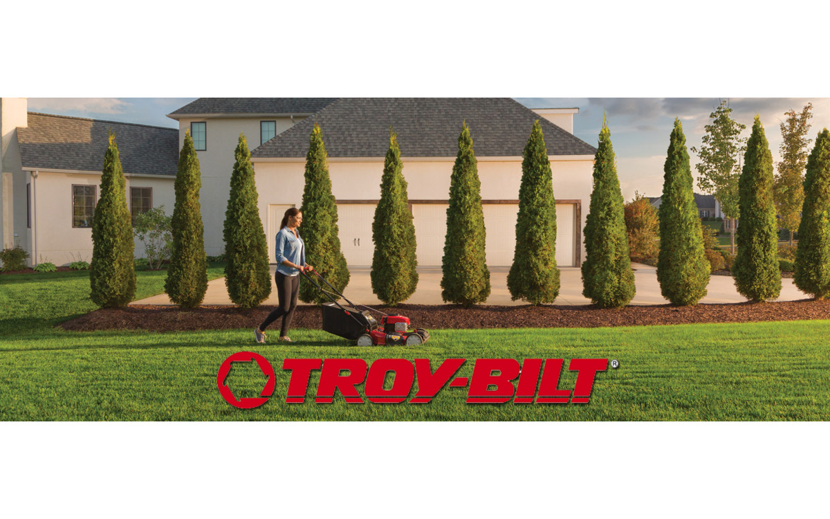 Troy-Bilt Yard Equipment available at HBI