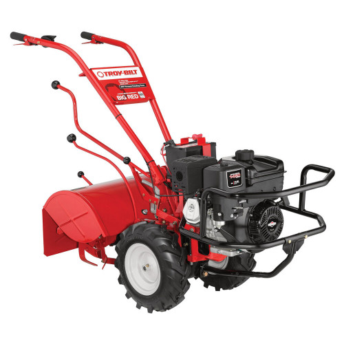 Troy-Bilt Big Red Garden Tiller
