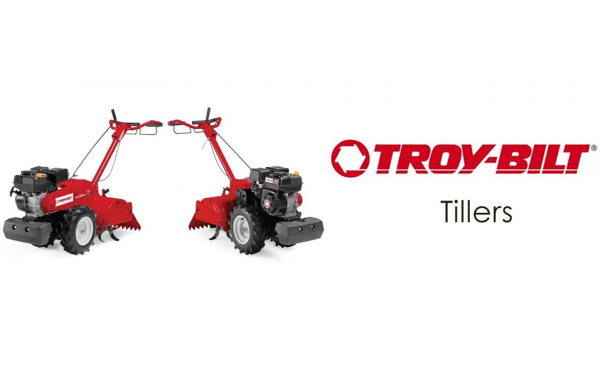 Troy-Bilt Tiller