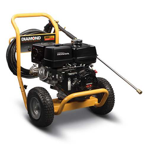 Briggs & Stratton Diamond Pro Pressure Washer - 3800PSI