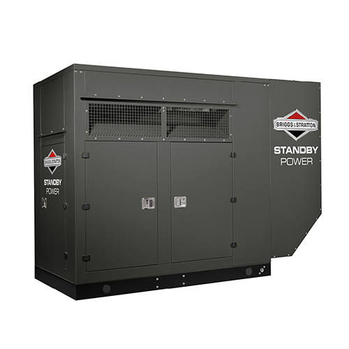 Commercial Standby Generator - 100KW