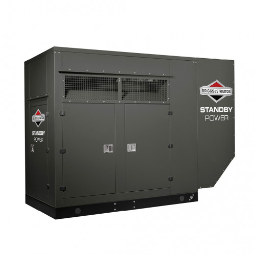 Commercial Standby Generator - 100KW - Natural Gas