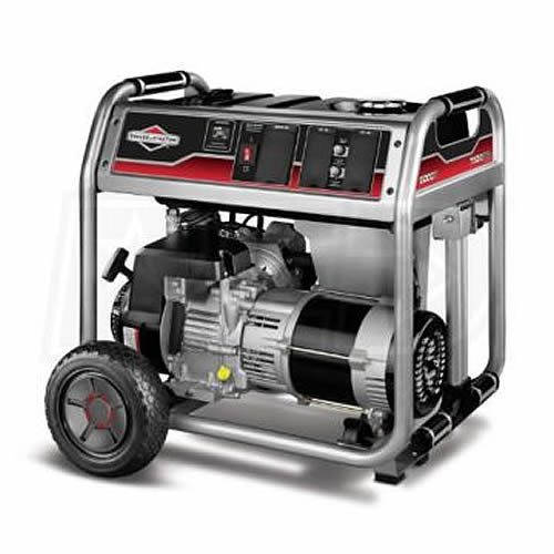 Portable Generator - 6000W