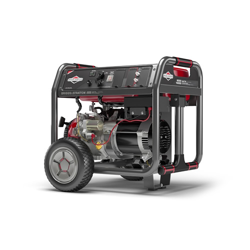 Elite Portable Generator - 8000W