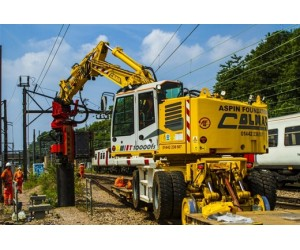 T10000FS Railroad Loader Colmar