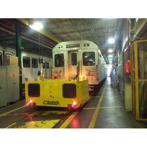 SL16E Electric Railcar Mover Colmar