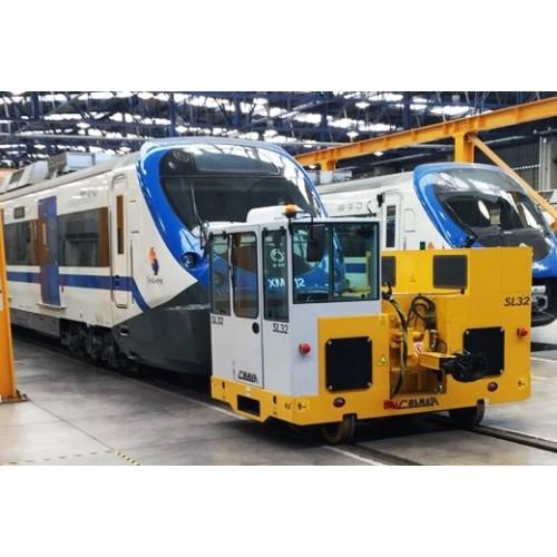 SL32E Electric Railcar Mover Colmar