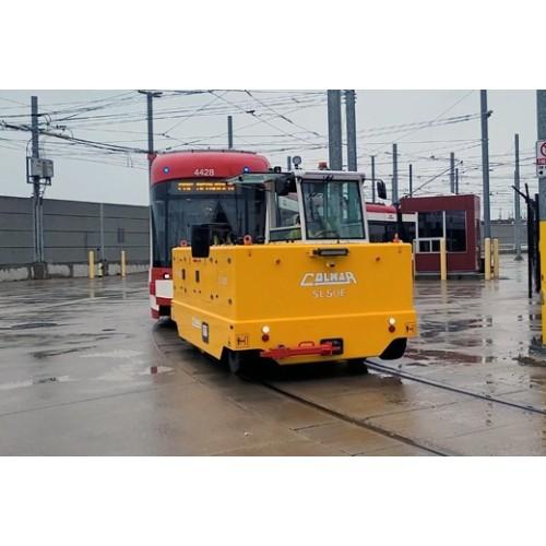 SL50E Electric Railcar Mover Colmar