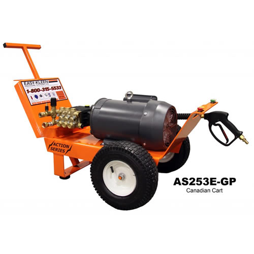 Commercial Electric Cold Water Pressure Washer - AS253E-GP