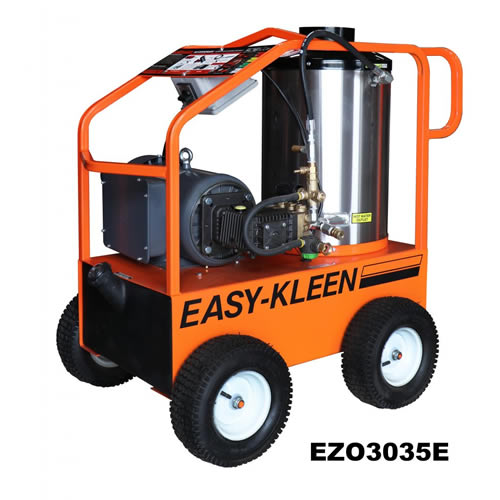 Commercial Electric Hot Water Pressure Washer - EZO3035E-GP