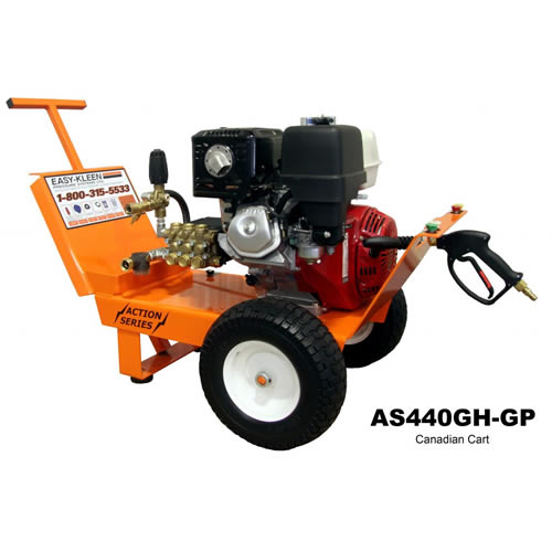 Commercial Gas Cold Water Pressure Washer - AS440GHGP