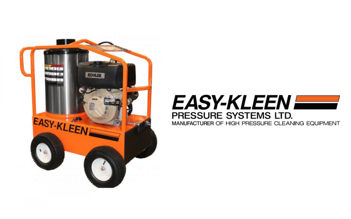 Easy Kleen Pressure Washers - The Longest Lasting on the Market