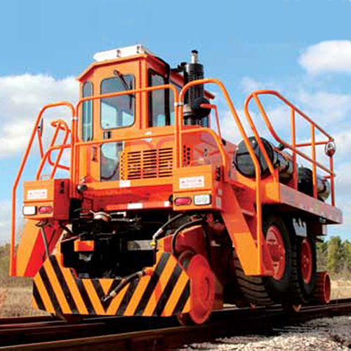 Mobile Railcar Mover - RK285-G6