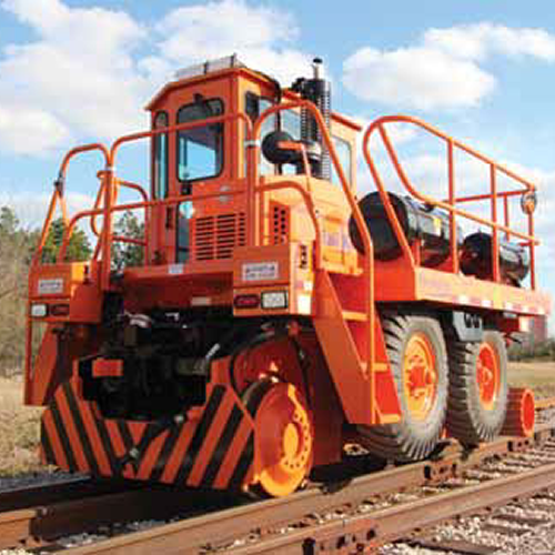 Mobile Railcar Mover - RK300-G6