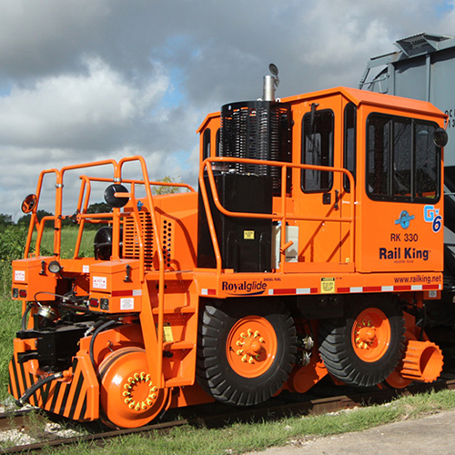 Mobile Railcar Mover - RK320-G6