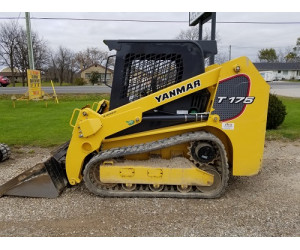 Yanmar T175 Compact Track Loader