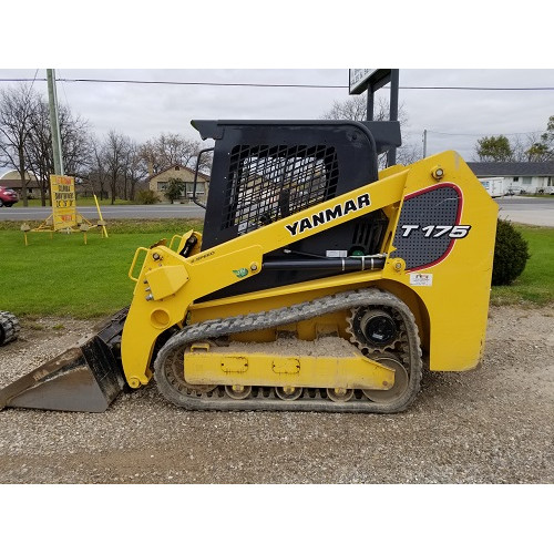 Compact Track Loader - T175-O11