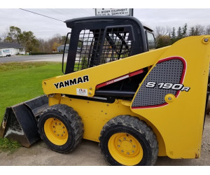 Skid Steer Loader - S190R