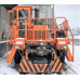 RK300-G4 2012 RCM953-4 Rail King  Mobile Railcar Mover - Used