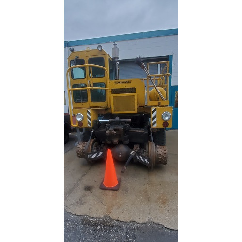 Trackmobile 95TM Mobile Railcar Mover - Used