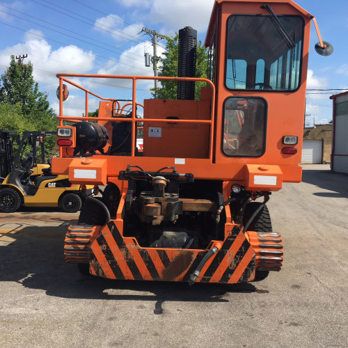 SS4150 Rail King Mobile Railcar Mover