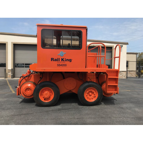 Rail King Mobile Railcar Mover SS4200 - Used 1996
